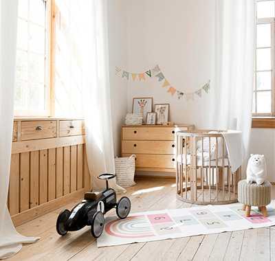 Faire du tri, ranger et organiser sa maison                                                                        avant l'arrivée de bébé
